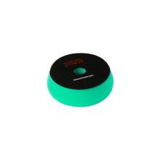 Almofada tampão verde de 3 '' para lixadeira orbital