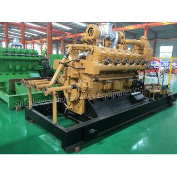 600kw AC Générateur de gaz de charbon triphasé Prix