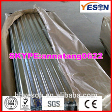 steel sheet curved / Acrylic Corrugated Roofing Sheets / 30gauge galvanized roof sheet