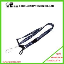 Promocionais simples poliéster cordão high-end Jacquard (EP-Y1028)