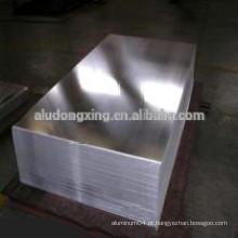 Placa de alumínio / Folha 1070 para construção com melhor preço e qualidade