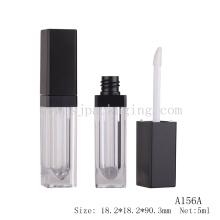 Neue leere LED Licht Lip Glanz Rohr Verpackung Großhandel 5ml LED Lip Glanz Rohr
