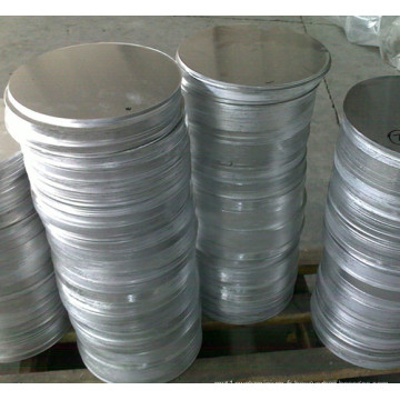 Feuille de cercle en aluminium pour les ustensiles de cuisine et les panneaux de signalisation