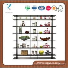 Kundengebundener 6 'breiter Geschenkladen-hölzerner Ausstellungsstand