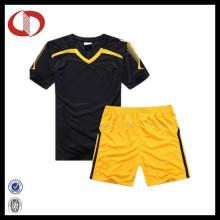 Camisola de futebol personalizado por atacado barato do projeto da camisa do futebol