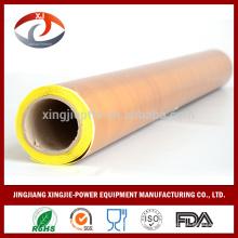 China productos de bajo precio PTFE cinta adhesiva con papel de liberación