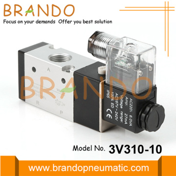 3V310-10-NO Airtac Type 3 Way Pneumatic Solenoid Valve