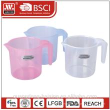 Новые пластиковые pp, измерения cup(1.5L)
