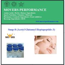 Hochwertiges Kosmetik-Peptid Snap-8 (Acetyl Glutamyl Heptapeptid-3)