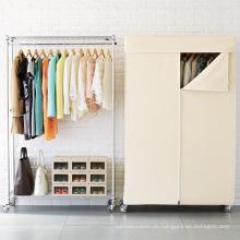 DIY verstellbare Pop anmutige Stoff Garderobe