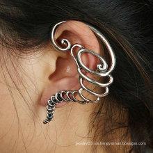 Joyería al por mayor EC50 del clip del oído de los pendientes de la vendimia de la manera individual del oído