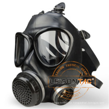 Tactical Face Mask, Silicon Gas Mask Anti Riot Protective for security outdoor hunting
