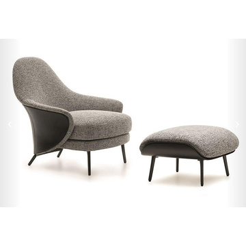 Minotti Angie fauteuil in stof