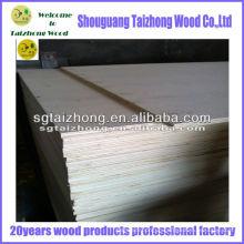 915*2135*12mm bleached poplar plywood