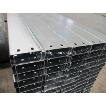 80-300 C purlin roll membentuk mesin