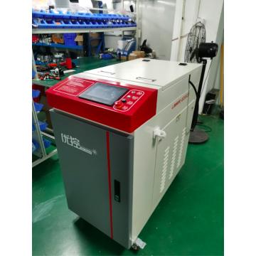 Metal tube carbon dioxide laser marking machine