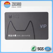 Custom Clear Print Magnetic Card for VIP