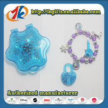 China Factory Lovely Toy Jewel Lockable Box and Bracelet for Kids