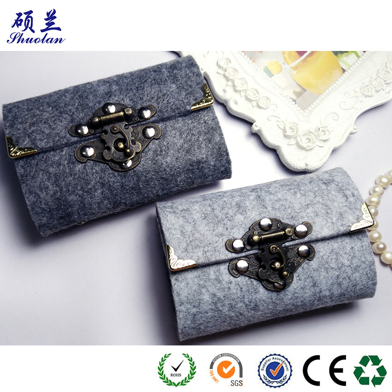 Cutomized Design Felt Card Bag