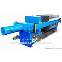 Leo Filter press for Building contruction site Slurry Filtration