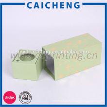 На заказ коробки подарка картона коробки упаковки бумаги