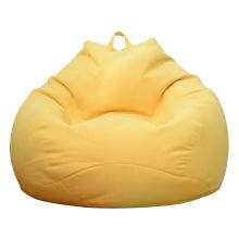 Sillas de sofá cómodas bolsa de frijoles gigantes