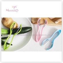 кухня многоцелевой ABS нержавеющей стали фрукты Овощечистка (17*6*2см)