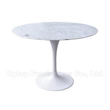 Natural White Carrara Eero Saarinen Marble Tulip Table (SP-GT356)