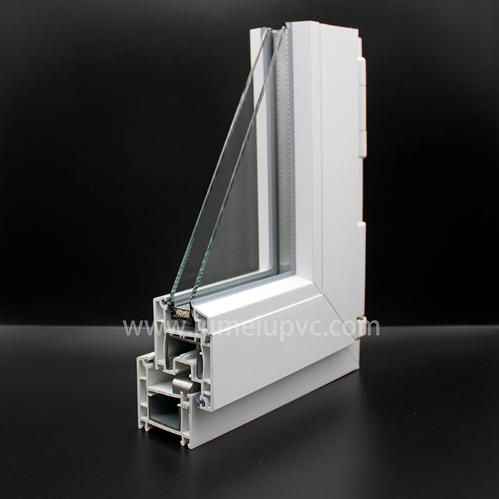 Co-Extrusion Pvc Profile Windows