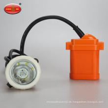 Mine ex-lithium-batterie bergmann lampe wiederaufladbare mine lampe
