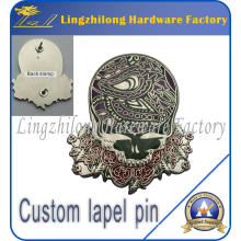 Metal Badge with Custom Logo