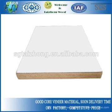 Good White Melamine Plywood Price