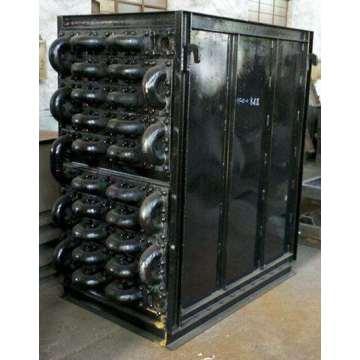 Biomassa Usina Elétrica Caldeira Equipamento Auxiliar CI Economizador