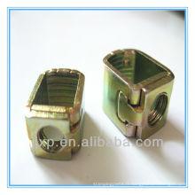 Terminaux de mesure d'énergie en acier à estampage de métal sur mesure