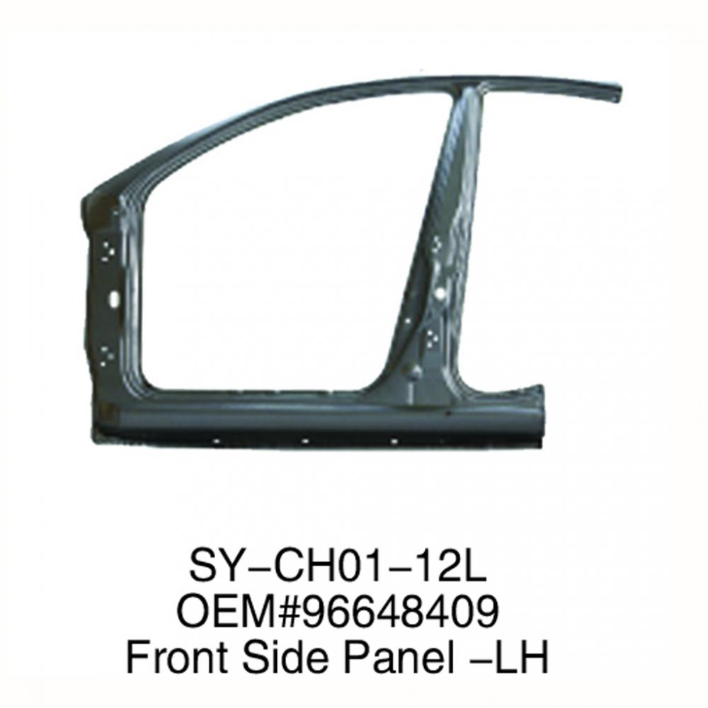 Painel Lateral Frontal-L Para Chevrolet