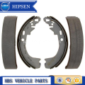 OEM 18048650 Drum Brake Shoes Untuk BUICK / Cadillac / GMC