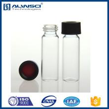 frasco de vidro por atacado 2 ml 9-425 frascos de vidro tampas de borracha tampa 1 frasco de vidro de vidro disponível