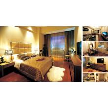 Novos conjuntos de móveis de quarto de hotel
