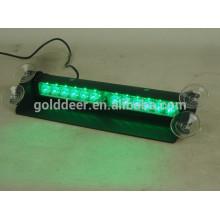12 вольт Auto светодиодные вспышки света козырек светодиодный свет предупреждение (SL361-V)
