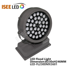 LED Runde Flutlicht Leuchte