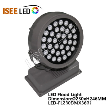 LED Uplight Flood Light Amplio estrecho ángulo de haz