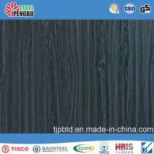 Color Hairline Finish Stainless Steel Sheet with SGS ISO