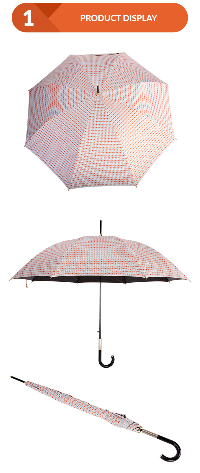 golf umbrella lightweight