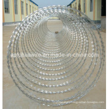 Low Price Razor Barbed Wire (factory)