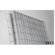 Pabrik Anping 3D Wire Mesh Panel Price