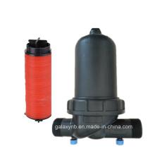Rylon renforcé par filtre en plastique durable de disque pour l'irrigation