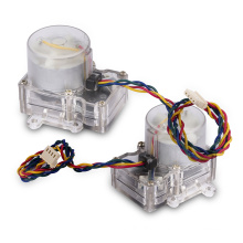36 mm dc motor for car window washer pump