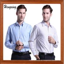 Benutzerdefinierte Männer Baumwollhemd