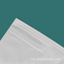 95% Meltblown Cloth Filter Safety N95 Face Mask