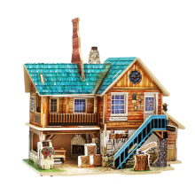 Wood Collectibles Toy for Global Houses-American Handicrafts